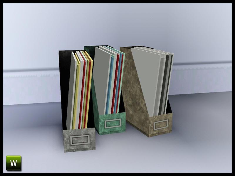 sim_man123's Avery Paper Filer