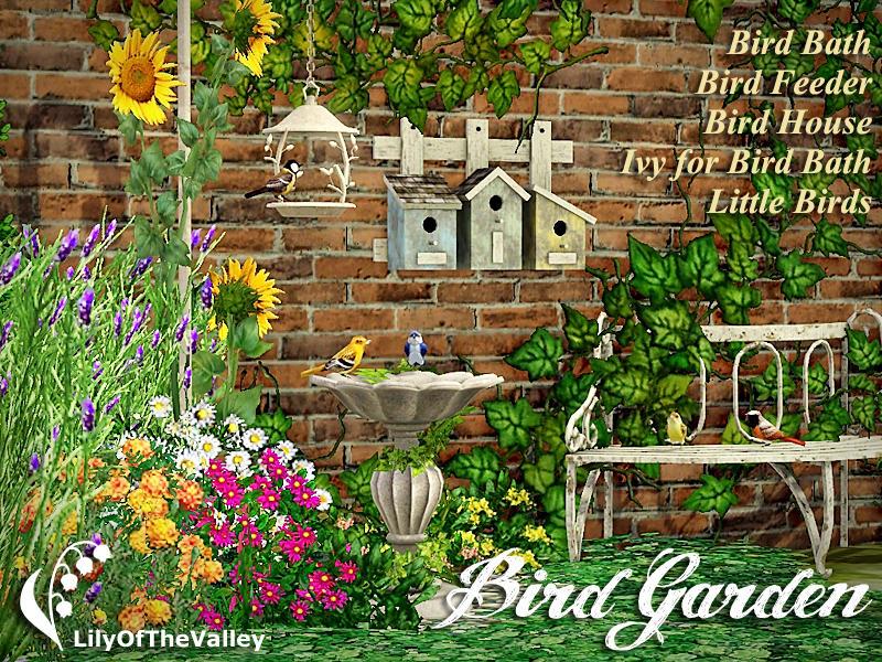 Lilyofthevalley S Bird Garden