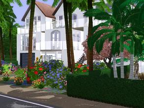 Sims 3 — Dream Villa by -l-iris-l-2 — Dream Villa with a great vieuw!