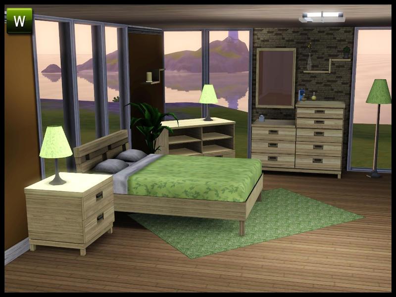 Sim man123 39 s whitmore bedroom for Bedroom simulator