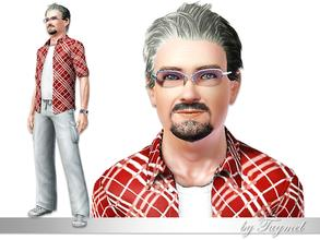 Sims 3 — Male ModeL-10 [Elder]  by TugmeL — Male Elder-10 No Expansion Packs Required! Only Base Game and Latest Patch