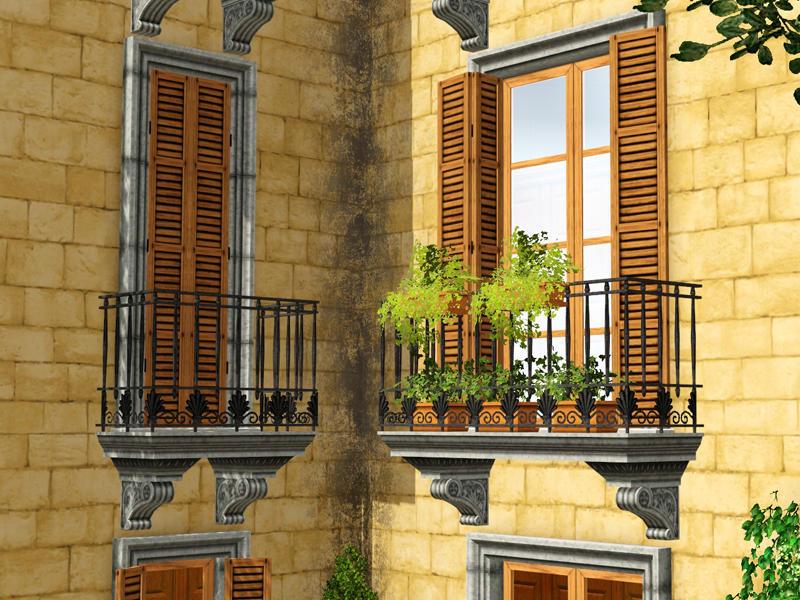Murano S Rejal Balconies