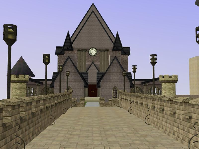 hogwarts castle great hall - photo #9