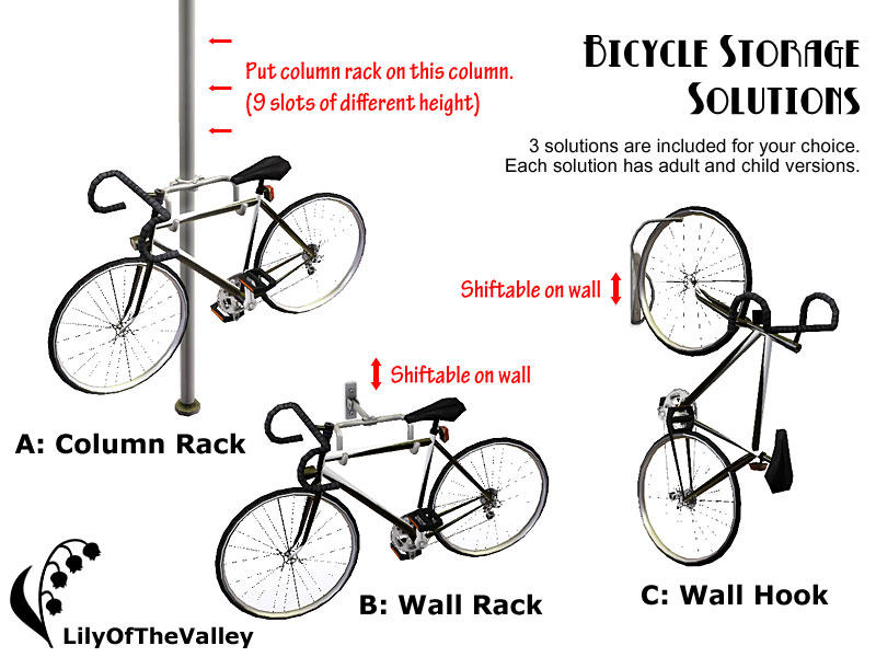 Lilyofthevalley S Bicycle Storage Solutions