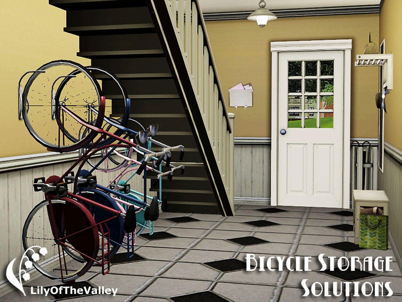 Bicycle Storage Solutions ...