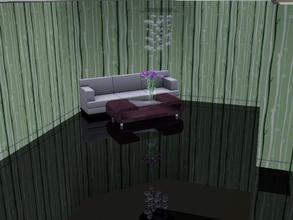 Sims 3 — Serene Forest by capshunica2 — A new pattern for you. I hope you like it.
