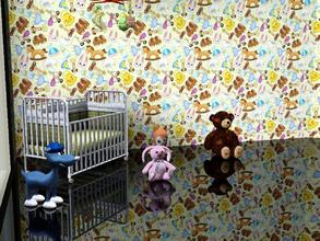 Sims 3 — Baby Toy Pattern by capshunica2 — A new pattern for you. I hope you like this!