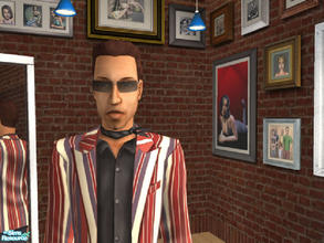 Sims 2 — Albert Anderson by fordfocus09 — A basic male sim. Not much to say about him really.