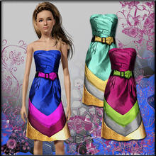 Sims 3 — FashionSet4 by Shojoangel — Hi everybody....dress is recolorable....enjoy :).....mesh lianasims