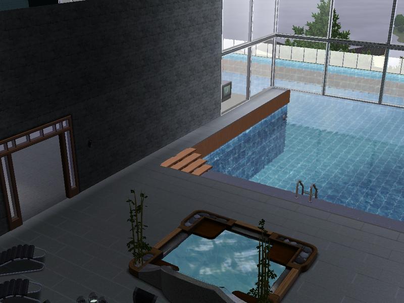 The Sims 3: Modern Loft - Asurekazani