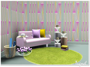 Sims 3 — Geometric Pattern Set-01c by TugmeL — by TugmeL