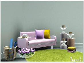 Sims 3 — Geometric Pattern Set-01e by TugmeL — by TugmeL