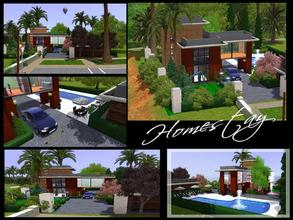 Sims 3 — Homestay by Jindann — Simple home sweety home from Jindann