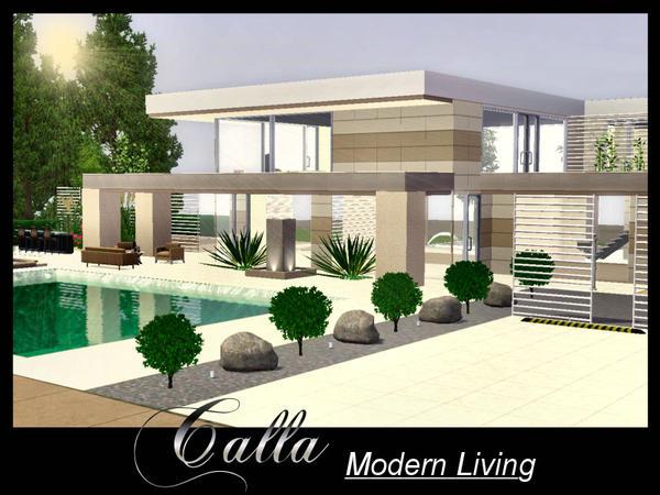 Sims 3 Wohnzimmer Modern - Maison Design - Isdev.us