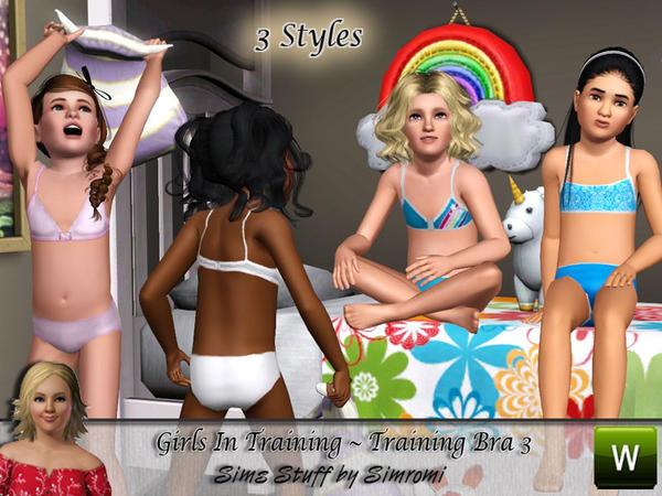 Simromi's Girls In Training