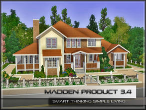 Sims 3 — MaddenProduct 3.4 by MaddenPro — MaddenPro 3.4 @ TSR Requires:World Adventures Enjoy it