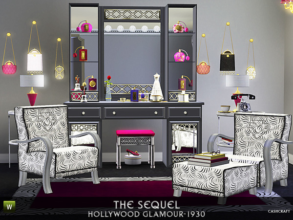 Cashcraft S Hollywood Glamour 1930s Sequel