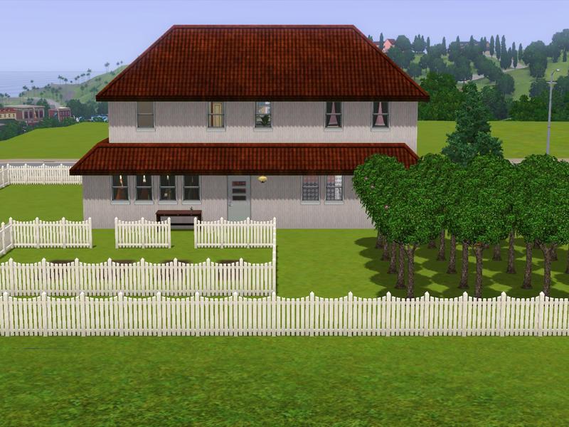 Frisbud S Burb House