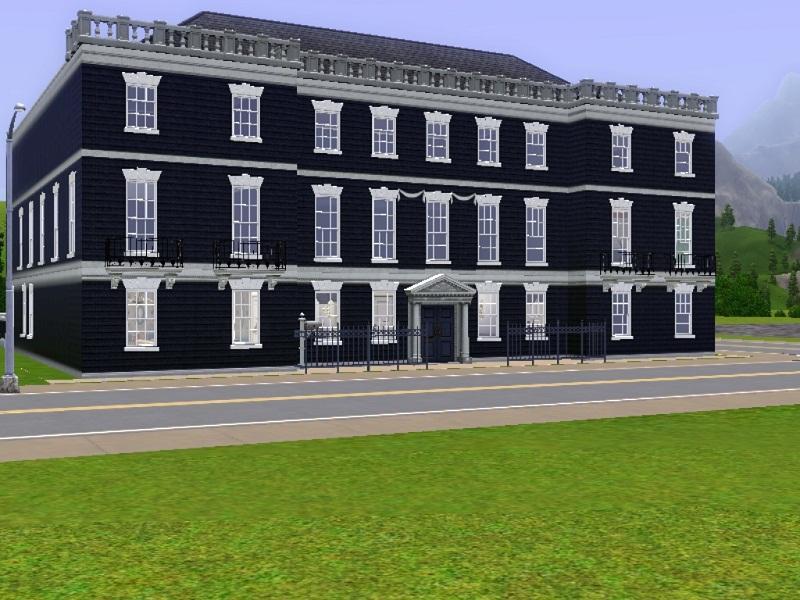 Prosyons Grand Georgian Townhouse
