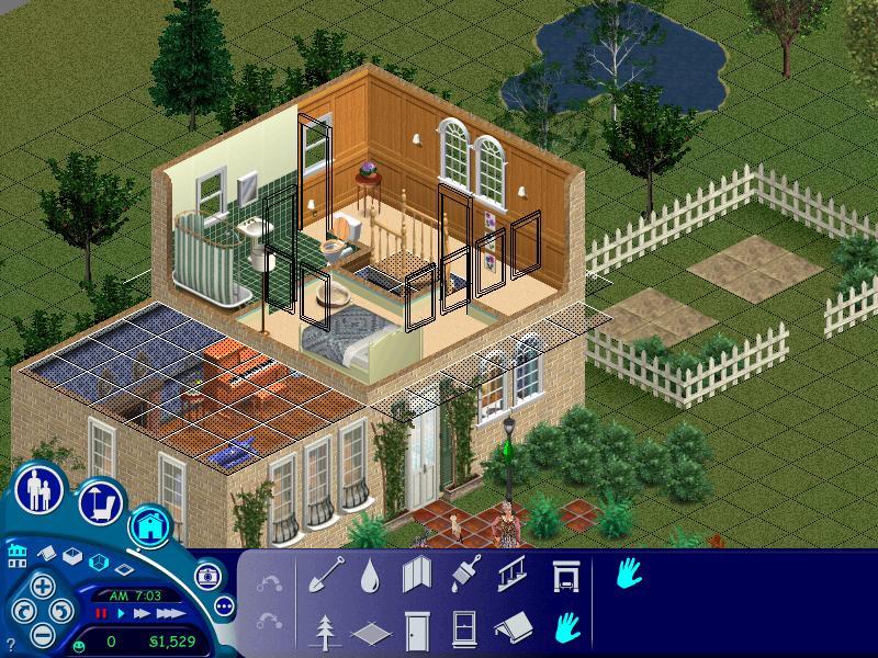 Deontai S Sims 1 3 Kat House