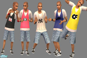 Free Sims 2 Clothing Sets