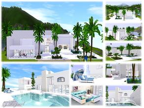 Sims 3 — Residence-33 - Full Furnished  by TugmeL — 40x40 fully furnished house with 5 bedrooms,3 bathrooms.. **Created