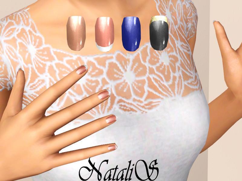 Natalis Short Polished Nails 004 Fa