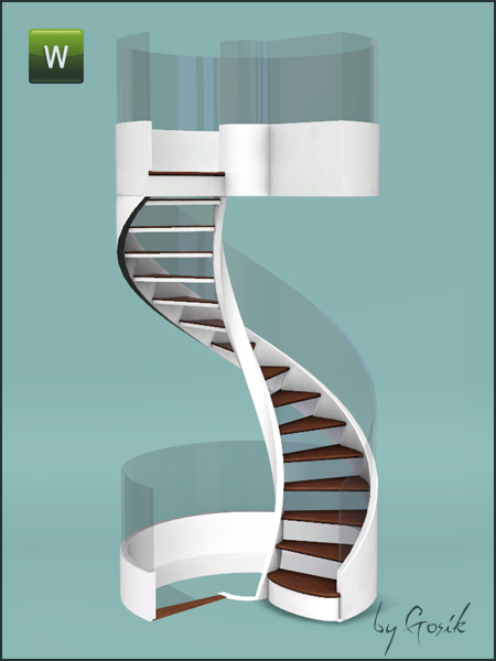 Gosiks Fusion Spiral Stairs And Railings