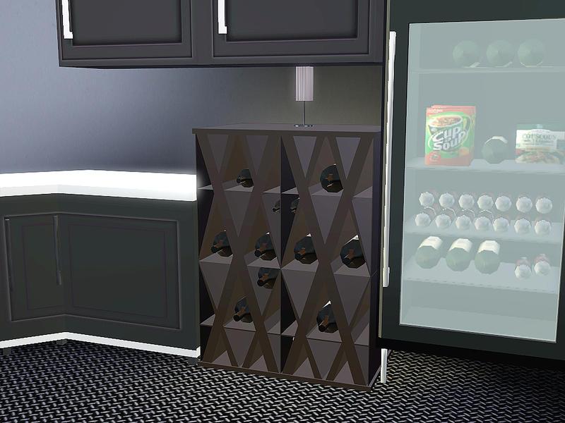 jomsims 39 etagere de bouteille sonics. Black Bedroom Furniture Sets. Home Design Ideas
