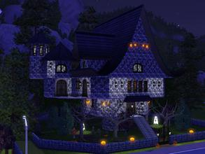 Nightmare Before Christmas Houses.Sims 3 Downloads Nightmare Before Christmas