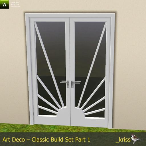 Classic Art Deco Door ...