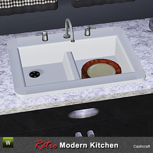 cashcraft\'s Retro Kitchen Sink