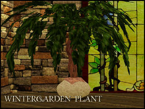 Sims 3 — WINTERGARDEN PLANT by abuk0 — WINTERGARDEN PLANT by abuk0