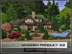 Sims 3 — MaddenProduct 3.9 by MaddenPro — MaddenPro 3.9 @ TSR,Enjoy it Requires:World Adventures,Ambitions