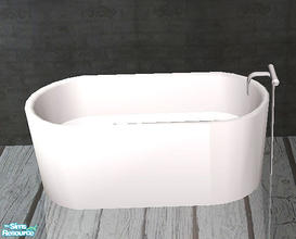 Sims 2 — crone - tub by steffor —