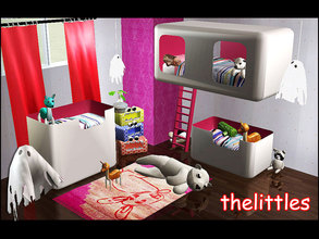 Downloads / Sims 2 / Sets / Rooms / Nurseries