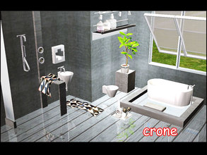 349 CreationsDownloads / Sims 2 / Sets / Rooms / Bathrooms