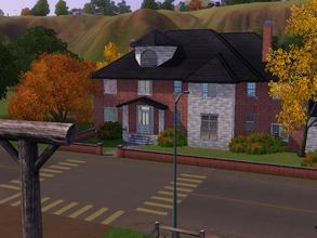 Sims 3 — The Lola Stables by charmedtink — This 4 bedroom, 3.5 bathroom, 2 story home is fit for any family with a love