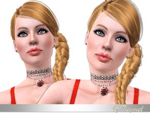 Sims 3 — Female ModeL-41 [Young Adult]  by TugmeL — Female Young Adult-41 **You only need the Sims-3 basegame and my