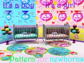 Sims 3 sets 39 baby 39 - Sims 3 babyzimmer ...