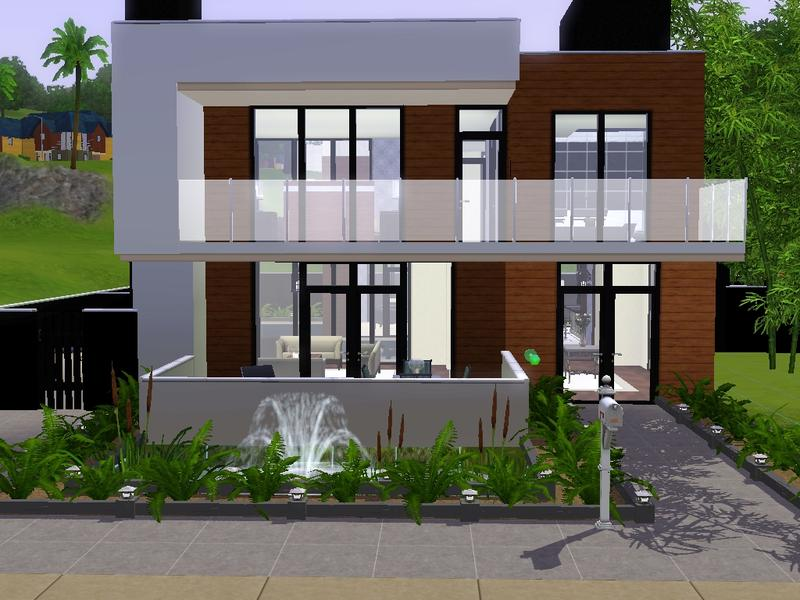 Papa007 39 s modern beach house for Beach house 3 free download