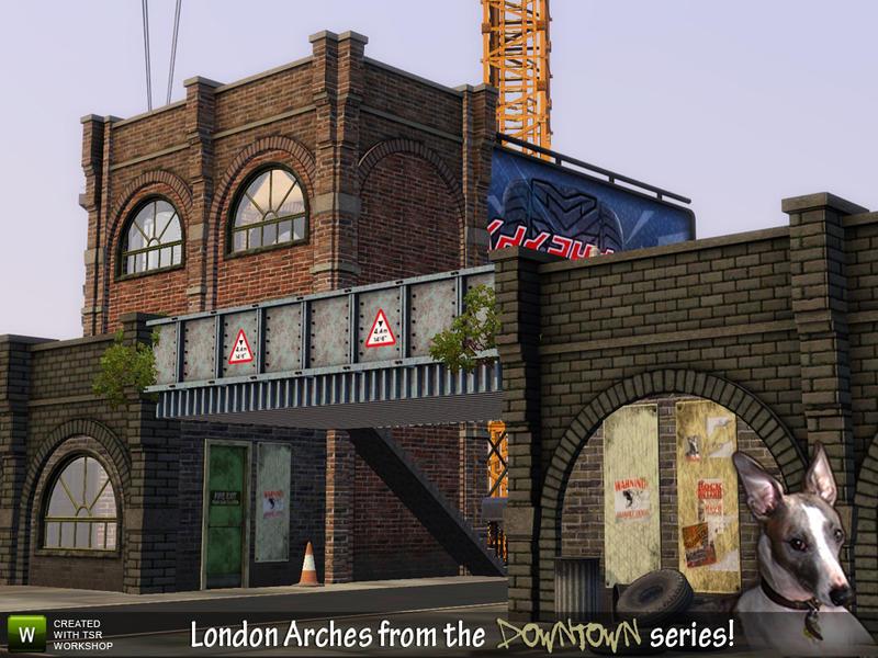 Cyclonesue S London Arches Viaduct Build Set