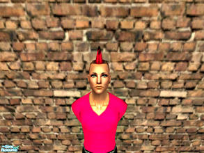Sims 2 — Push by Voverukas — this little punk can rock anyones world!