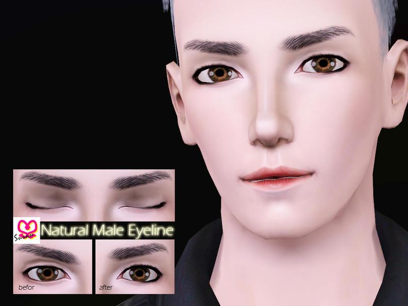 Sims 3 Cc Male Makeup | Saubhaya Makeup