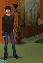 Sims 2 — Weather outside is frightful! by Nanshi — Well not here in Australia! For all those of you who are battling