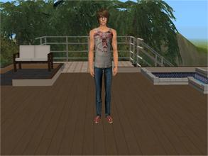 Sims 2 — Hipster by maroonypoo552 — MY FIRST UPLOAD! so please bear with me as im trying to perfect my creations :) a