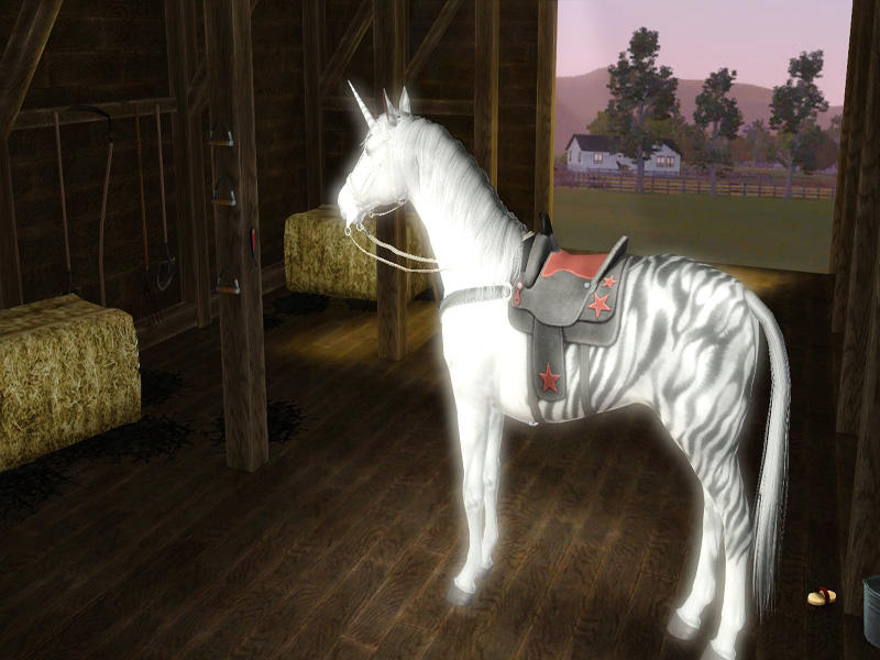 how to find a unicorn in sims 3 pets