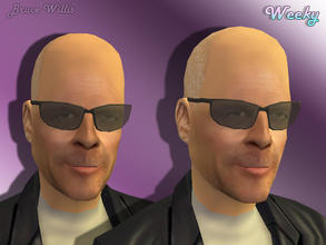 Sims 2 — Bruce Willis I 2011 by Weeky — Walter Bruce Willis (born March 19, 1955), better known as Bruce Willis, is an