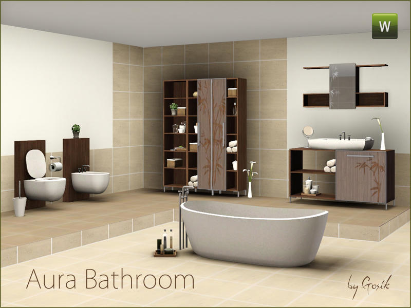 Gosik S Aura Bathroom