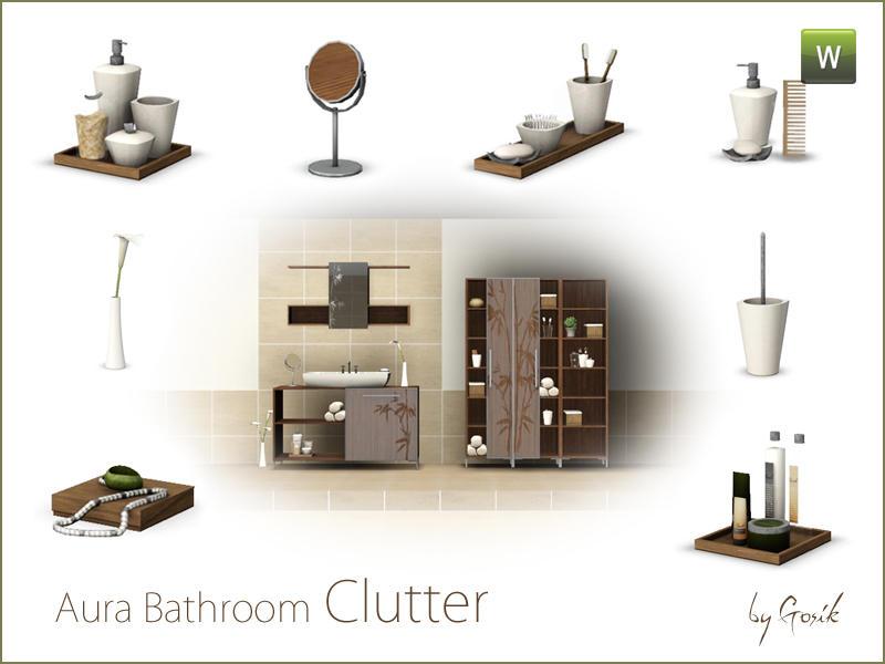 Gosik 39 s aura bathroom clutter for Bathroom design simulator